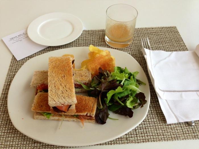 lunch_Gran_Melia_Rome
