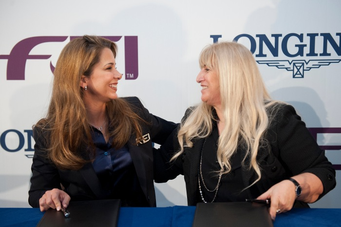 FEI_President_Princess_Haya_and_Nayla_Hayek_Longines