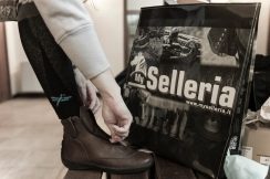 Gaia Vincenzi My Selleria shopper bag Freejump Liberty XC