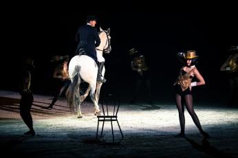 Gaia Vincenzi Fiera Cavalli Verona Jumping Opera Gala