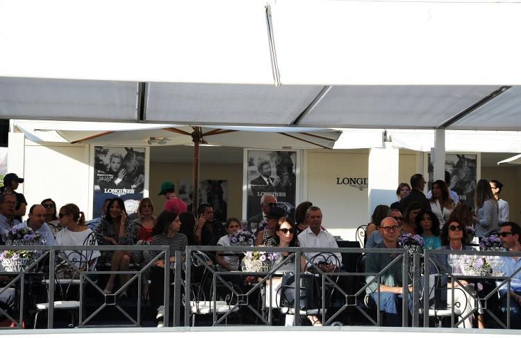 Gaia Vincenzi Longines 82° CSIO Piazza di Siena Roma