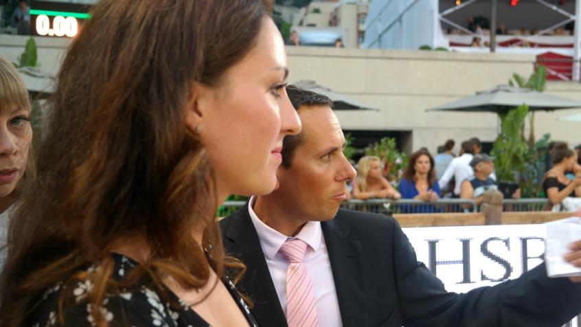 Gaia Vincenzi Grand Prix du Monaco Longines Global Champions Tour Monaco Monte Carlo