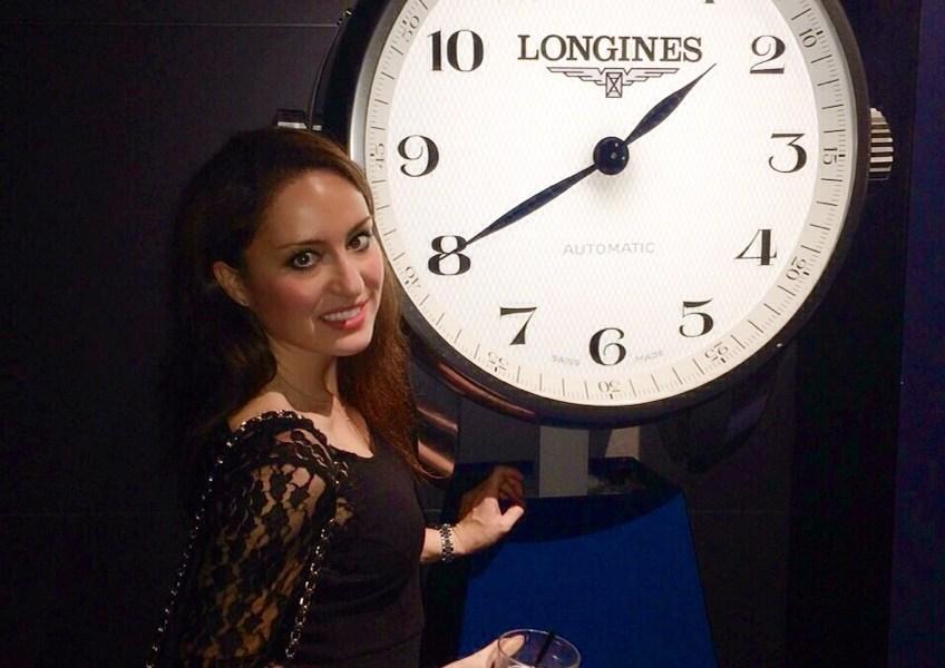 Gaia Vincenzi Longines FEI World Cup Verona Fiera Cavalli