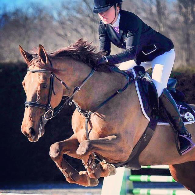 Gaia Vincenzi Equieffe Equestrian Centre