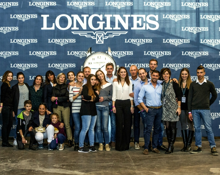 Gaia Vincenzi Longines FEI World Cup Verona
