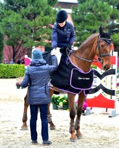 Gaia Vincenzi - Equieffe equestrian centre