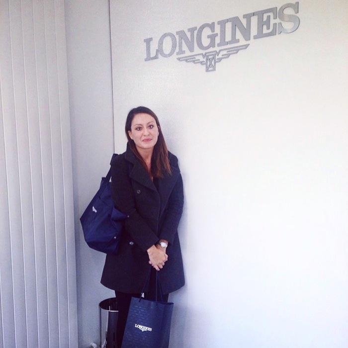 Gaia Vincenzi Longines Saint Imier