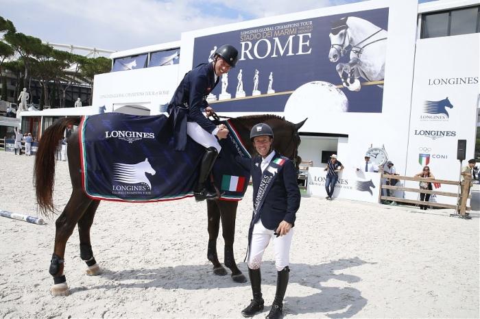 Longines Global Champions Tour Rome