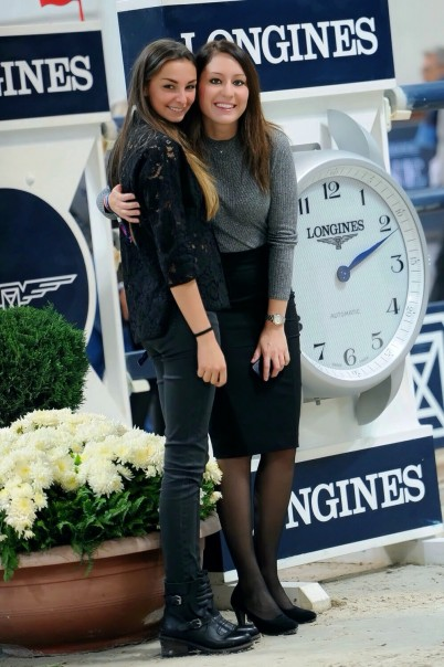 Gaia Vincenzi Longines FEI World Verona Fiera Cavalli