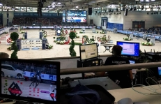 timing and management - Longines FEI World Cup Verona