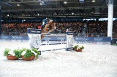 GP presented by Fixdesign - Simon Delestre on Chesall Zimequest Verona,13th nov.2016 ph.Stefano Grasso/Jumping Verona