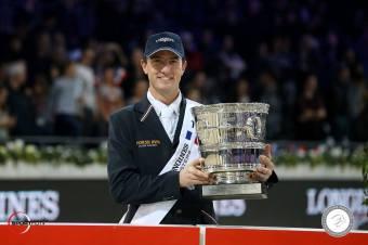 Gregory Wathelet - Longines Grand Prix Longines Masters de Paris
