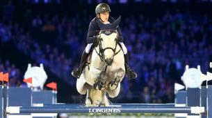 Bertam Allen - Longines Grand Prix Longines Masters de Paris