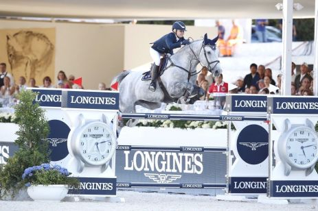 Evelina Tovek on Castello 194 - LGCT Grand Prix of Rome