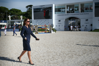 Gaia Vincenzi Longines Global Champions Tour Rome