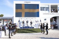 Prize giving - LGCT Grand Prix of Rome