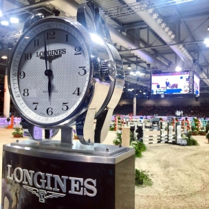 Longines FEI Wold Cup Verona Fieracavalli