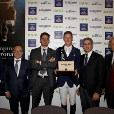 Press Conference Longines FEI World Cup Verona