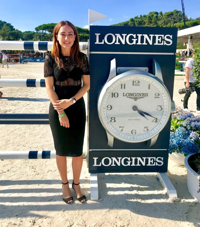 Gaia Vincenzi Longines Global Champions Tour Roma
