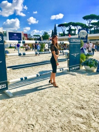 Gaia Vincenzi Longines Global Champions Tour Roma
