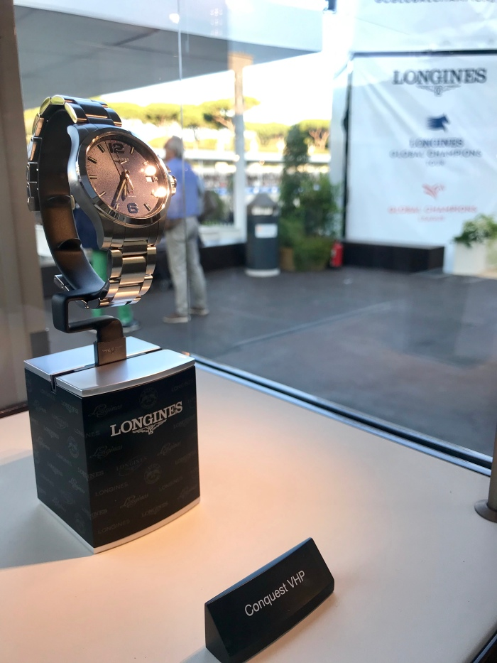 Longines Conquest V.H.P. Longines Global Champions Tour Roma