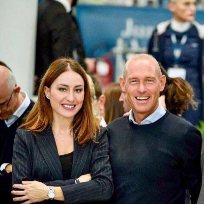 Gaia Vincenzi Piermario Azzali Longines FEI World Cup Verona